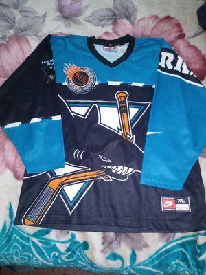 Vintage Sharks jersey for Sale in San Jose, CA