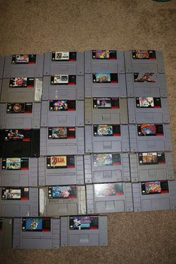 Super Nintendo Bundle Pack Thumbnail