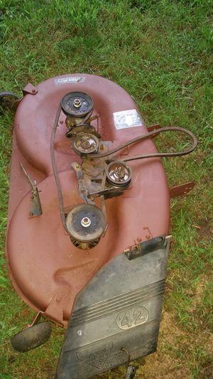 Craftsman riding mower for Sale in Arrington, VA