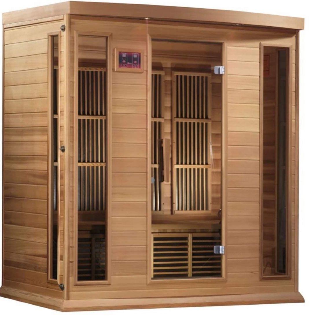 Brand New Low EMF Infrared Sauna!