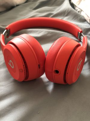 Beats Solo 3 product RED for Sale in Houston, TX