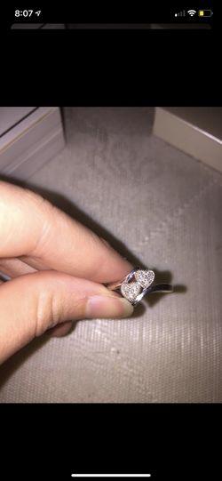925 sterling silver ring Thumbnail