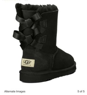 UGG black size 3 new for Sale in Oakland, CA