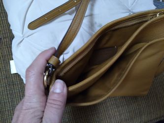 Coach cross body purse Thumbnail