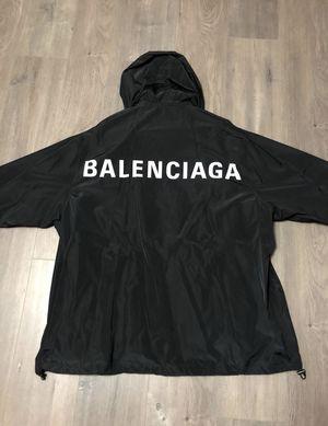 Balenciaga windbreaker size medium for Sale in Johns Creek, GA