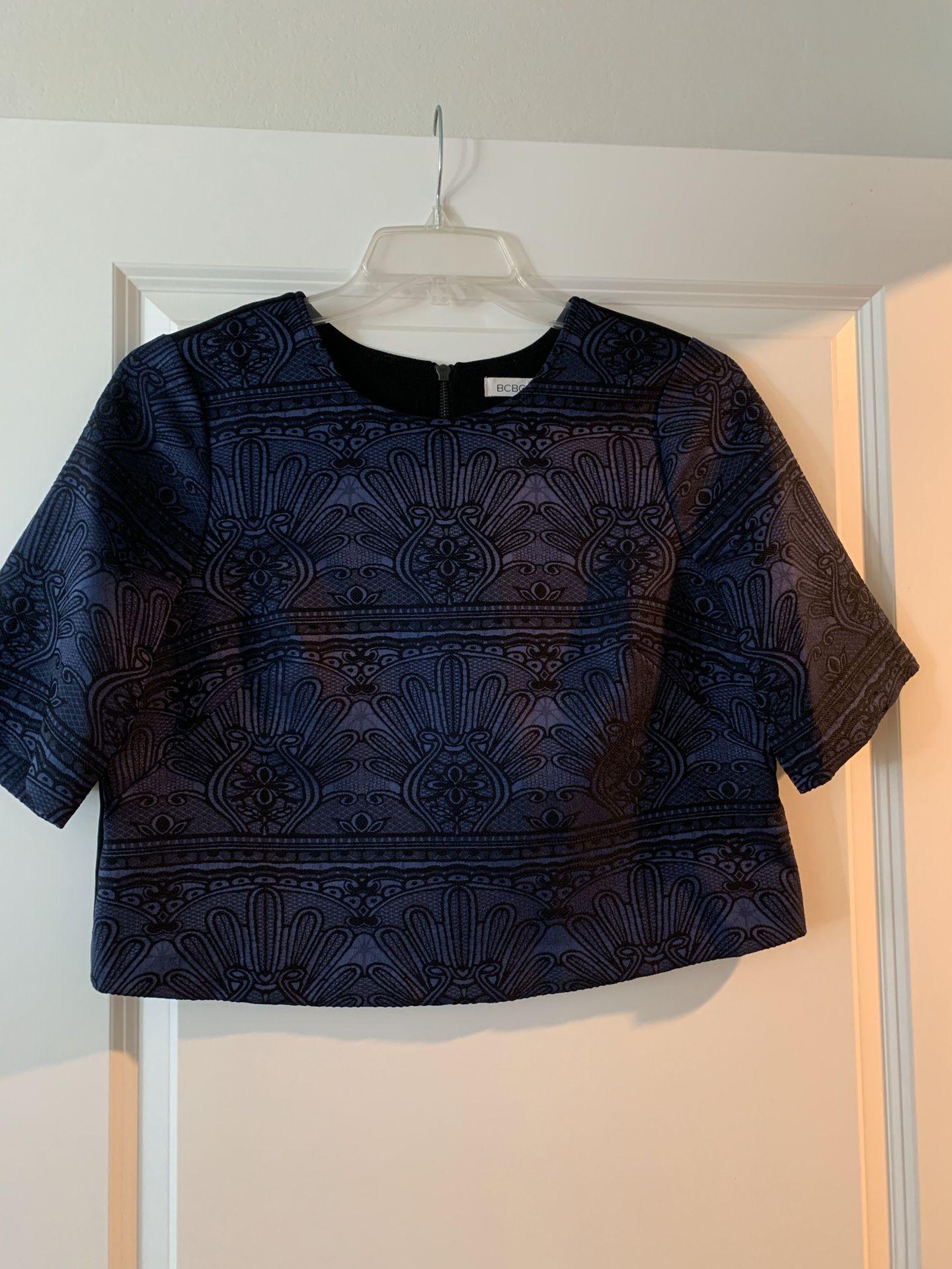 Bcbg fancy shirts