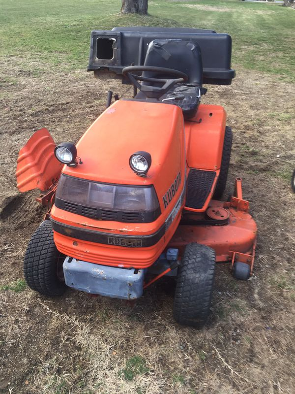 Kubota Lawn Tractor >> Kubota Lawn Tractor Diesel Motor For Sale In New Bedford Ma Offerup