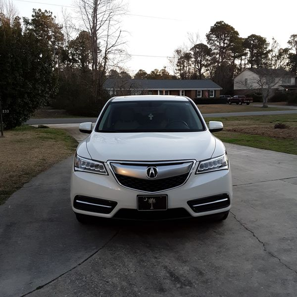 2016 Acura MDX For Sale In Wilmington, NC