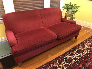 Crate and Barrel Couch! for Sale in Cambridge, MA