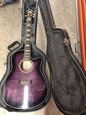 IBANEZ electric acoustic guitar for Sale in Annandale, VA