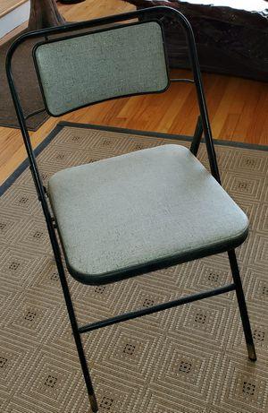Photo Vintage Samsonite Folding Chair