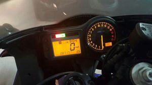 2006 Honda CBR 600F4i (Black/Blue) Less than 8,800 miles! for Sale in Chicago, IL