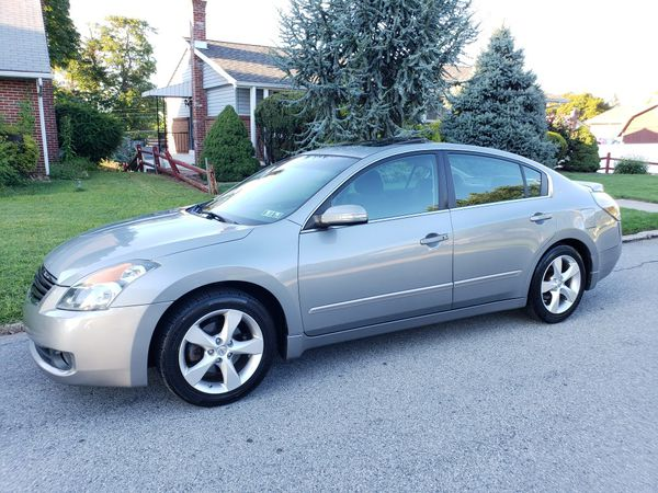 2007 Nissan Altima 6 Speed 35 Litter For Sale In Allentown Pa