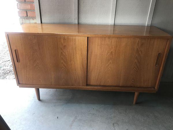 Danish Sideboard Credenza : Danish sideboard credenza furniture in chandler az offerup