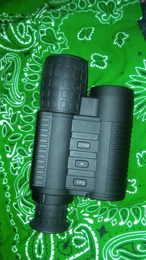 Stealth cam night vision for Sale in Columbus, OH