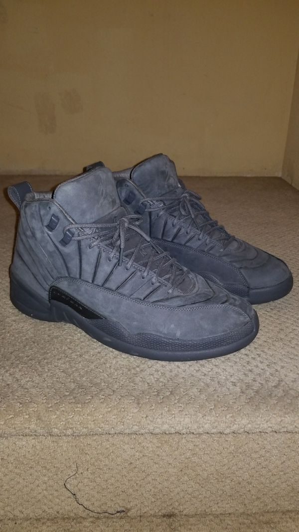 b62521eb563313 Air Jordan 12 PSNY Size 13 (Clothing   Shoes) in Oakley
