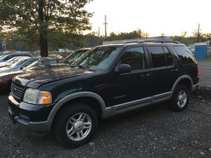 2002 Ford Explorer XLT( transmission issues) for Sale in Silver Spring, MD