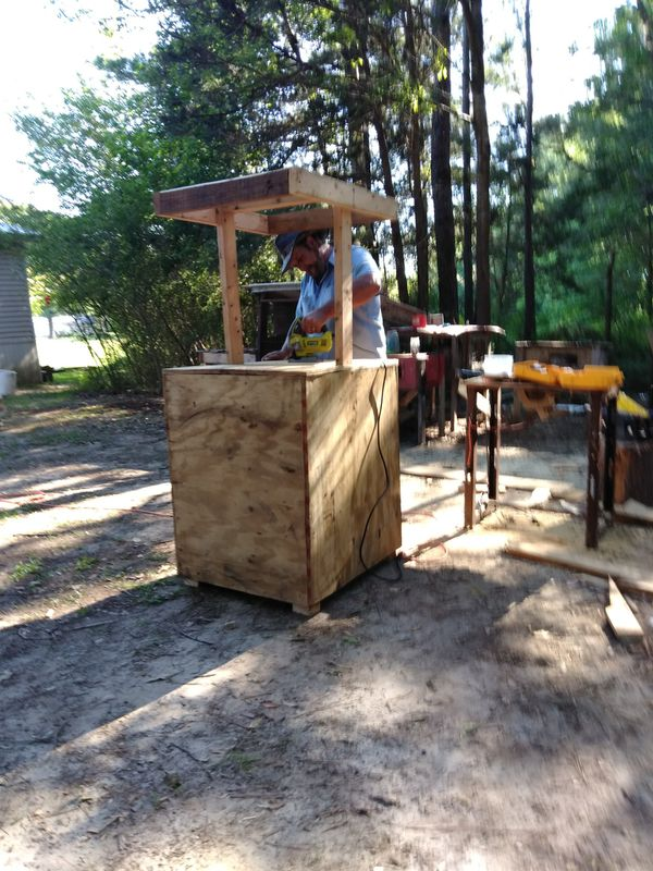 Homemade Wishing Well For Sale In Baldwyn Ms Offerup