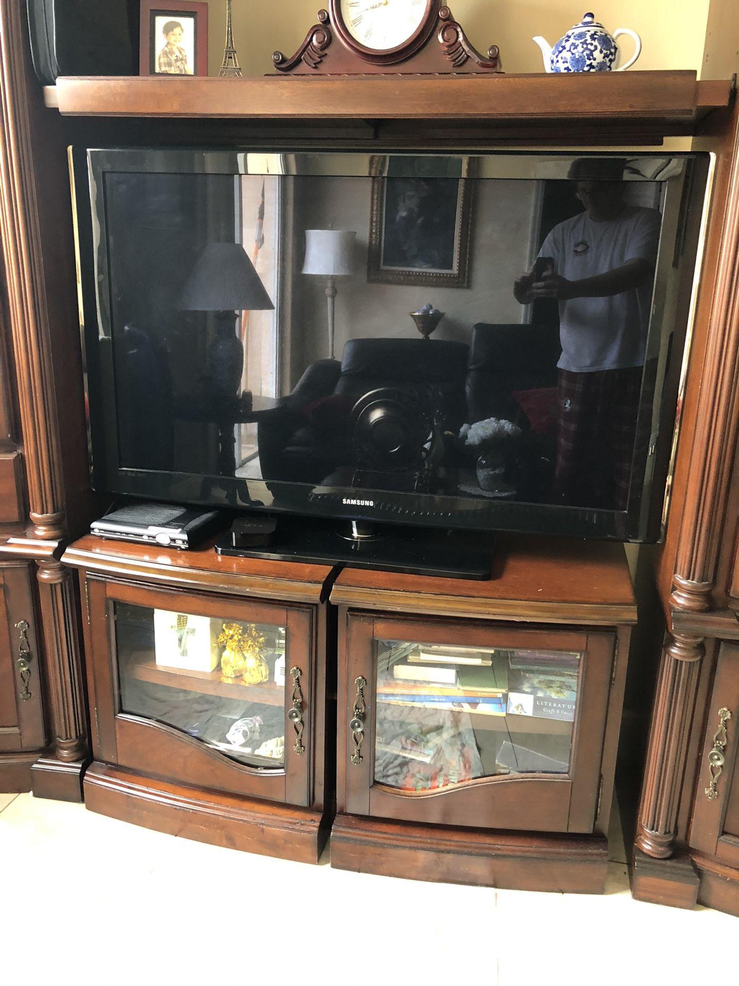 Samsung 52 inch tv 1080p HD