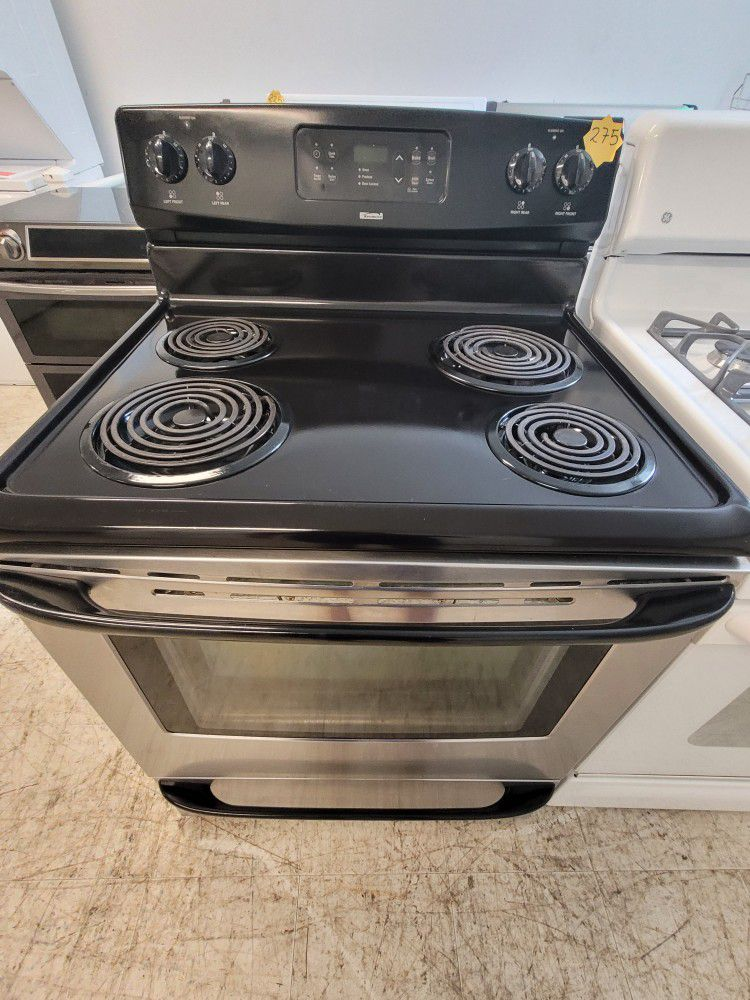 Kenmore  Electric Stove Used Good Condition With 90day's Warranty