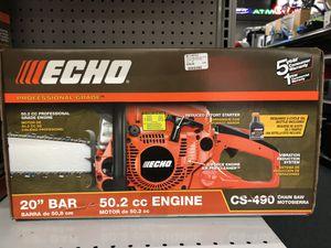 Echo chainsaw for Sale in Azalea Park, FL