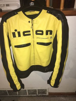 Icon Motorcycle Jacket for sale  US