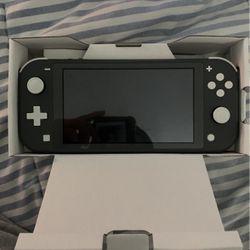 Switch Lite Grey Thumbnail
