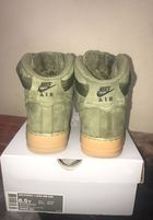 b7a28f40433bcd Air Force 1 High Olive Green for Sale in Ellenwood