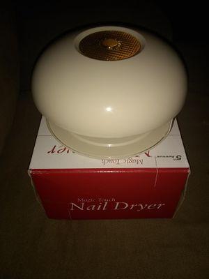 Magic Touch Nail Dryer for sale  Wichita, KS