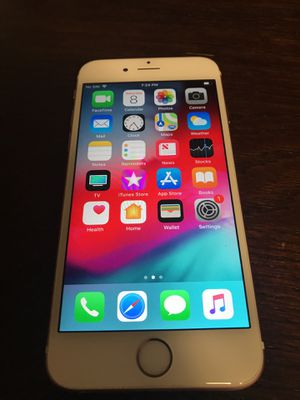 iPhone 6s 64gb rose gold unlocked for Sale in Manassas, VA