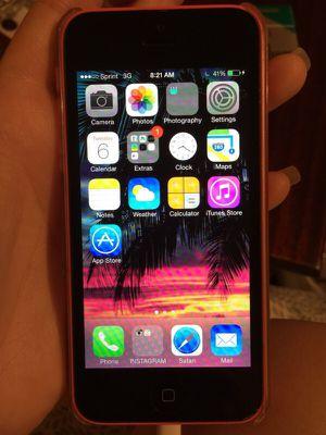 iPhone 5C for Sale in Powhatan, VA