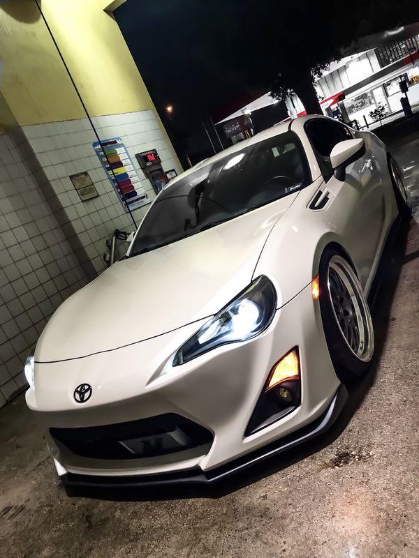 Turbocharged Scion Frs