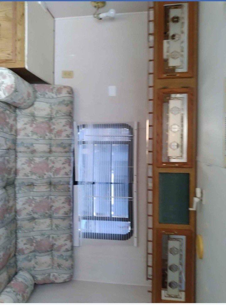 Traila Para Vivir Ac Central Estufa Y Refrigerador