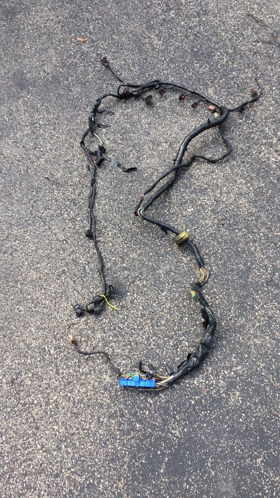 Prime 1993 Nissan 240Sx Ka24De Engine Wiring Harness For Sale In Crystal Wiring 101 Ferenstreekradiomeanderfmnl