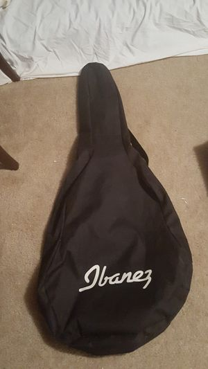 Ibanez guitar gig bag for electric or smaller acoustic guitars for Sale in Orlando, FL