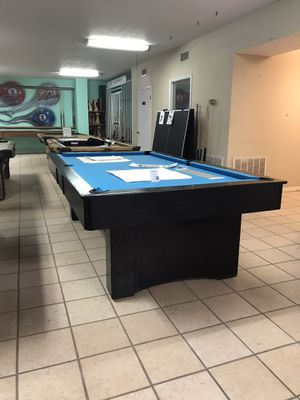 Photo Pool tables