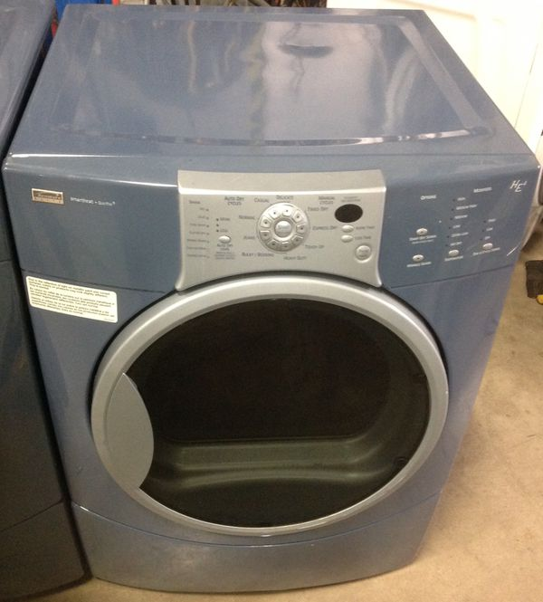 Kenmore Elite HE4 Washer And Dryer For Sale In Vancouver