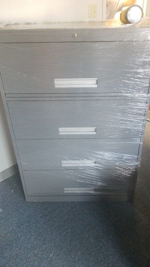 4 drawer Metal file cabinet for Sale in Austin, TX