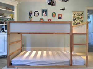 Ikea Loft Bed 2 Mattresses For In Portland Or