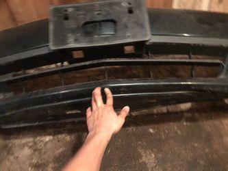 99-01 Acura TL Bumper Thumbnail