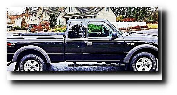 ֆ12OO 4WD 2003 Ford Ranger XLT 4WD
