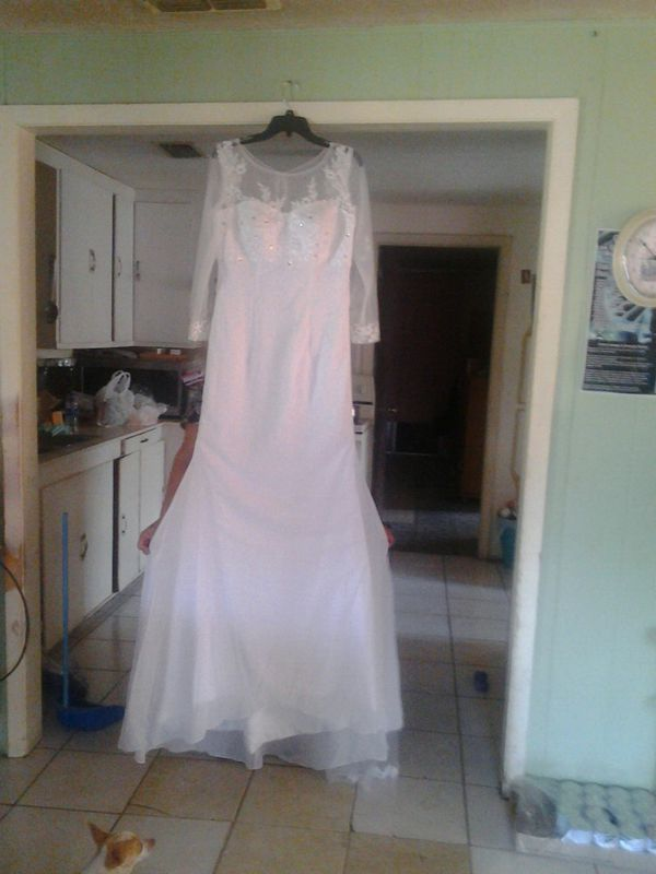 Vestido de novia wedding dress (Clothing & Shoes) in McAllen, TX ...