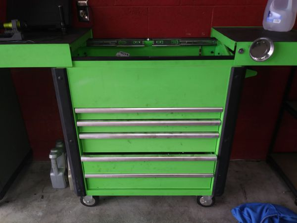 matco 5 drawer sliding top tool cart for sale in gilbert, az - offerup