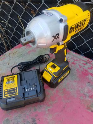 """1/2"""" higt torque inpact wrench for Sale in Hyattsville, MD"""