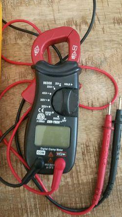 Voltage & Amp tester Thumbnail