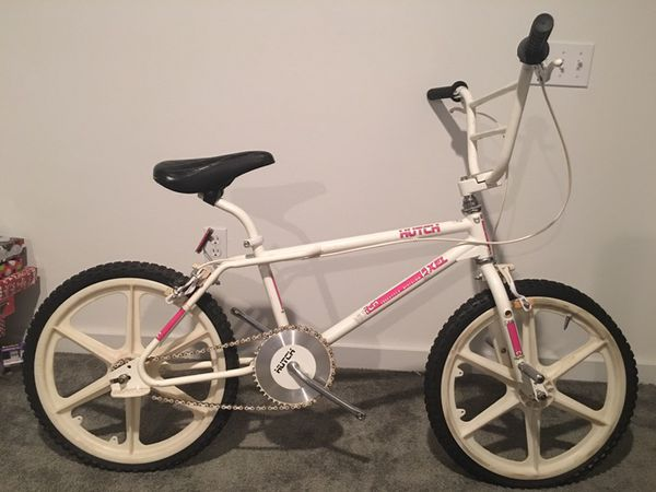 Hutch Exel 20 Bmx Freestyle Bike Mint Condition For Sale In