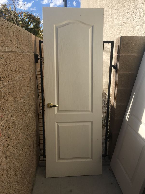 Three Interior Doors And Two Closet Size 79in X 27 3 4 In All For 100 Las Vegas