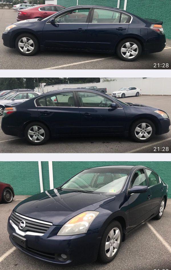2008 Nissan Altima Sedan 2 5s For Sale In Virginia Beach Va Offerup