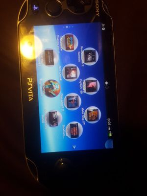 Ps vita with 4 gb memory card for sale  US
