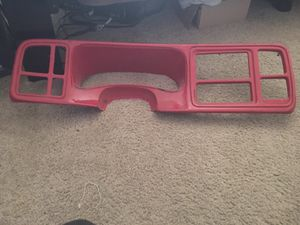 99-2006 Chevy/gmc double din trim bezel for Sale in Austin, TX